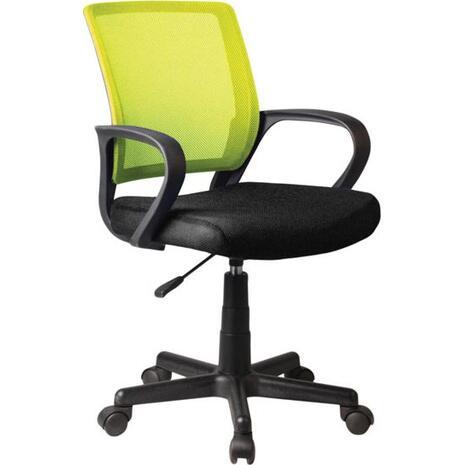 Καρέκλα Γραφείου BF 2010 Λαχανί/Μαύρο Mesh [Ε-00019082] ΕΟ520,6