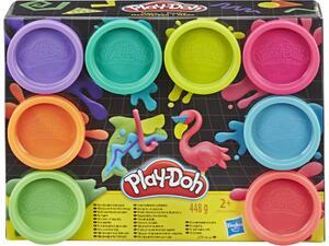 Play-Doh 8 Pack (2 Σχέδια) (E5063EU40)