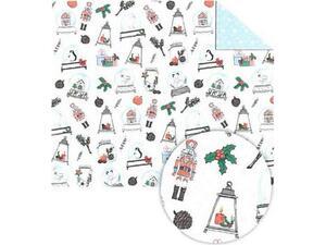 Χαρτί Ursus 50x68cm 300gr Winter Christmas No 3