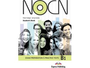 Preparation & Practice Tests for NOCN Exam B1 Student s Book with Digibooks App