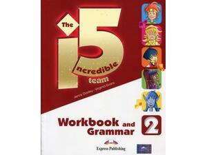 Incredible 5 Team 2 Workbook and Grammar