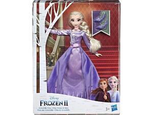 Frozen II Arendelle Dolls (2 Σχέδια)