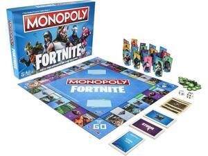 Επιτραπέζιο Monopoly Fortnite (E66034500)