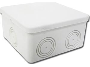 Κουτί στεγανό 80x80x40cm διακλάδωσης Nock- Out COURBI γκρι (32-21040-808)