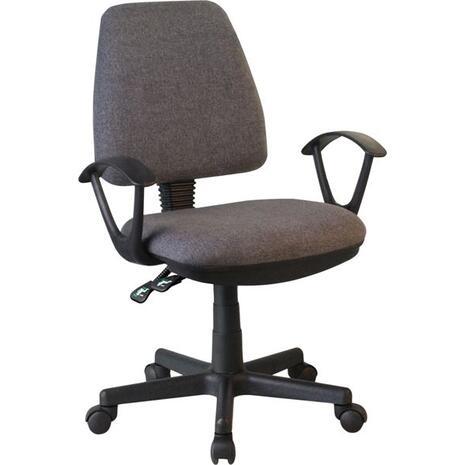 Καρέκλα Γραφείου BF 503 Ύφασμα γκρι [Ε-00021335] ΕΟ223,6