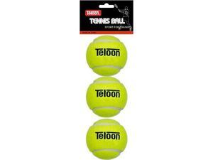 Μπαλάκια τέννις Teloon  (σετ 3 τεμαχίων)