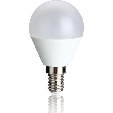 Λάμπα LED Ε14 7W ψυχρό λευκό φως δέσμης 600Κ 220ο 670lm (35-004287)