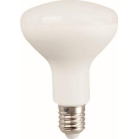 Λάμπα LED E14 6W θερμό λευκό φως δέσμης 3000Κ 100o 500lm (35-004035)