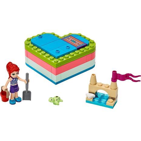 Lego Mia's Summer Heart Box (41388)