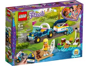 Lego Friends: Stephanie's Buggy & Trailer 41364