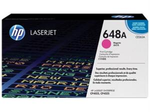 Toner εκτυπωτή HP 648A CP4025 Magenta CE263A