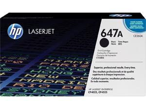 Toner εκτυπωτή HP 647A CE260A CP4025 Black