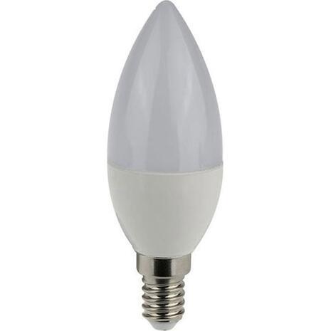 Λάμπα LED E14 7W ψυχρό φως δέσμης 6000Κ 220ο 700lm (35-004008)