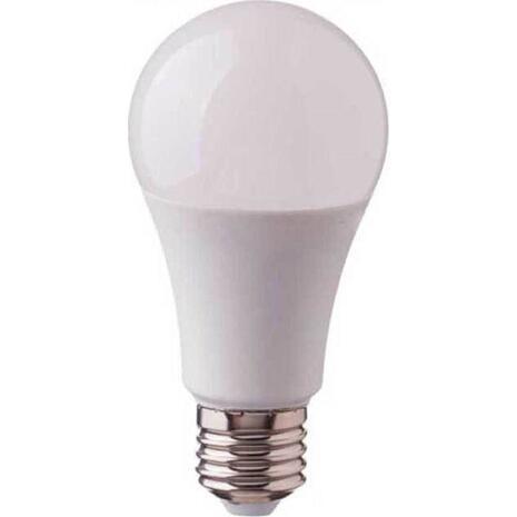 Λάμπα LED E27 6W ψυχρό λευκό φως δέσμης 6000K 230o 500lm (35-004141)