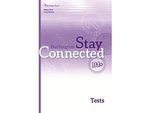 Stay Connected B1+ Test Book Student's book