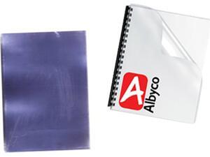Διαφάνεια βιβλιοδεσίας ALBYCO Α3 200mic διάφανη (1 τεμάχιο)