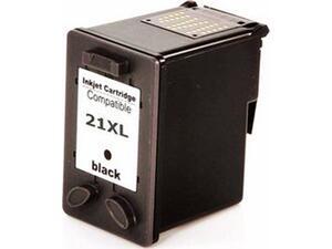 Μελάνι εκτυπωτή Συμβατό HP 21XL Black