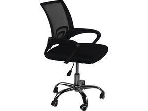 Καρέκλα γραφείου BF2101-F Mesh Μαύρο ΕΟ254,4FC