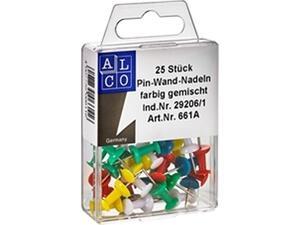 Καρφίτσες φελλοπίνακα ALCO 661A Assort