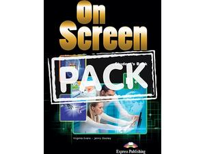 On Screen B1+ Sudent'S Book Pack + IE book