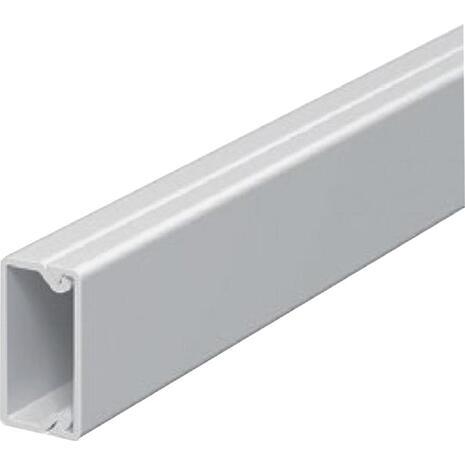 Κανάλι καλωδίων COURBI κλειστού τύπου 80x60cm 2m λευκό (24-20005-806)