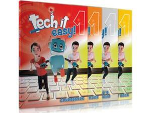 Tech It Easy 1! Πλήρες πακέτο (+Revision book + iebook)