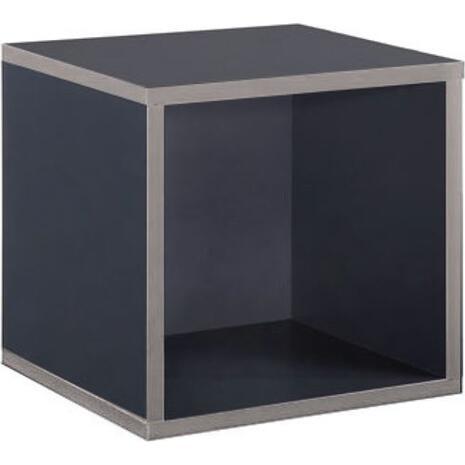Κουτί Module 30x30x30cm Ανθρακί(Ε-00018337(Ε8603,4)