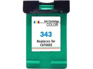 Μελάνι εκτυπωτή Συμβατό HP 343XL Color