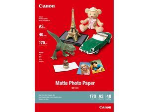Χαρτί φωτογραφικό CANON matte A3 170gr 40 φύλλα (7981A008)