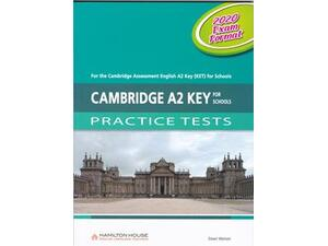 Cambridge A2 key for schools practice tests