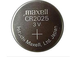 Αλκαλική μπαταρία MAXELL λιθίου CR2025 (1 τεμάχιο)