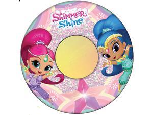 Φουσκωτό σωσίβιο κουλούρα θαλάσσης Shimmer& Shine 51cm (870-52110)