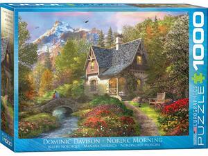 Πάζλ Eurographics 1000τεμ. Dominic Davison Nordic Morning