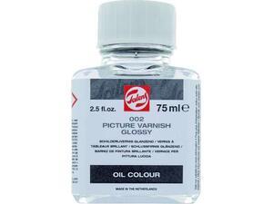 Βερνίκι λαδιού Talens 002 Glossy Varnish 75ml