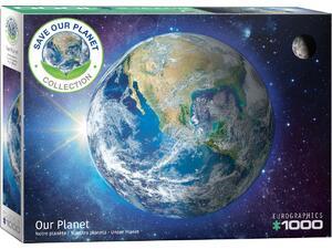 Πάζλ Eurographics 1000τεμ. Our Planet Save Our Planet Collection