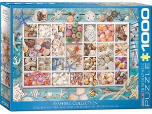 Πάζλ Eurographics 1000τεμ. Seashell Collection