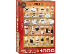 Πάζλ Eurographics 1000τεμ. Coffee