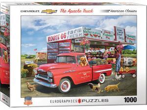 Πάζλ Eurographics 1000τεμ. The Apache Truck Official General Motors Licensed