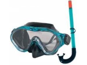 Σετ μάσκα με αναπνευστήρα Florida Patmos πράσινη
