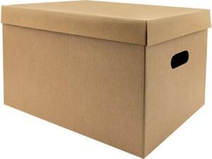 Κουτί αρχειοθέτησης από χαρτόνι οικολογικό Craft 34x44x30.5cm