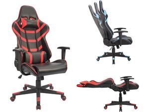 Πολυθρόνα διευθυντή Gaming BF 9050 Pvc Μαύρο/Κόκκινο