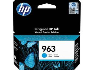 Μελάνι εκτυπωτή HP 963 Cyan 3JA23AE