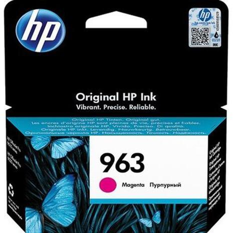 Μελάνι εκτυπωτή HP 963 Magenta  3JA24AE (Magenta)