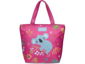 Τσάντα αγορών POLO mini shopper cute 10ll φούξια (9-07-963-16)