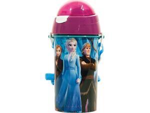 Παγουρίνο Πλαστικό GIM Flip Frozen 2 (551-29209)