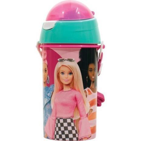 Παγουρίνο Πλαστικό GIM FD Barbie & Friends (571-16209)