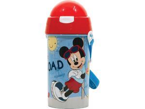 Παγουρίνο Πλαστικό GIM FD Mickey Road Trip (553-63209)