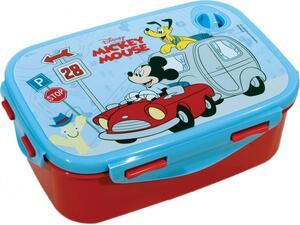 Δοχείο Φαγητού GIM Micro Mickey Road Trip (553-63265)