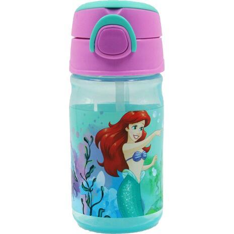 Παγουρίνο Πλαστικό GIM Princess Mermaid 350ml (551-30204)