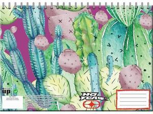 Μπλοκ Ζωγραφικής BMU No Fear Cactus 30 φύλλων (347-79417)
